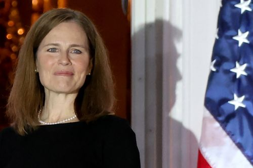 Girl Scouts spark outrage with since-deleted post congratulating Amy Coney Barrett