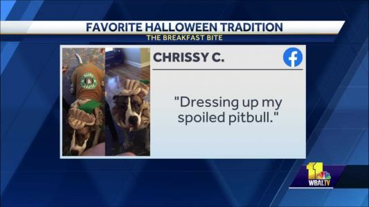 Breakfast Bite: Fall and Halloween traditions