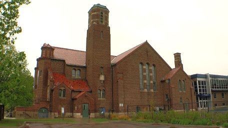 Former St. Paul Church At Center Of Historic Preservation Debate