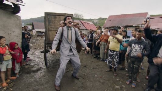 'Borat Subsequent Moviefilm' is available exclusively on Prime Video - here's how to watch the Golden Globes winner for best comedy