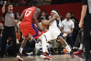 Bradley Beal scores 29 points, Wizards beat Pistons 106-100