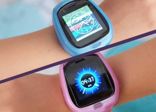 The best smartwatches for kids that will keep you both connected