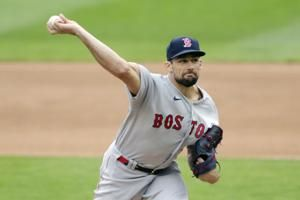 Eovaldi, Red Sox beat Twins 3-2, run winning streak to 8
