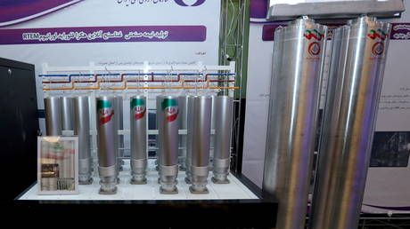 Iran successfully produces 60%-enriched uranium days after 'act of sabotage' at Natanz nuclear facility