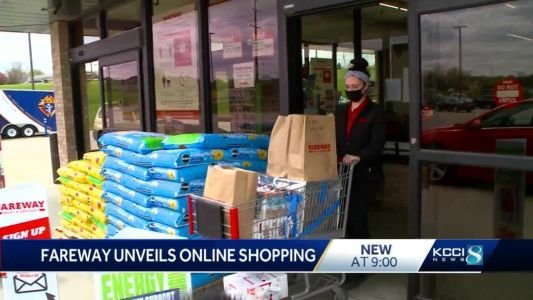 Fareway expanding popular ordering and delivery service