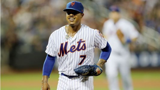 Marcus Stroman injury update: Mets starter leaves game vs. Indians with hamstring tightness