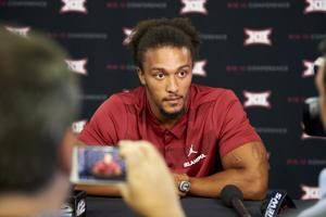 Quiet Oklahoma RB Anderson accepts roles as star, leader