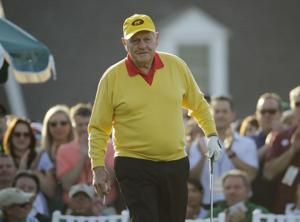 Nicklaus turns 80 and remains a part of golf's conversations