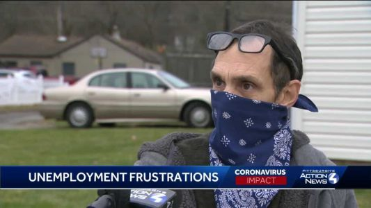 Western Pennsylvania residents frustrated over long wait for Pandemic Unemployment Assistance