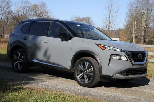 Redesigned Nissan Rogue a delight