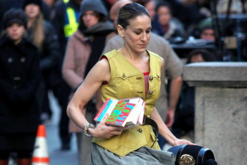 Sarah Jessica Parker throws shade at de Blasio's proposed library cut