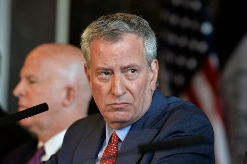 De Blasio attacks The Post for reporting about police disciplinary records