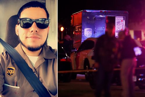 UPS driver killed after truck hijacking was covering shift for another employee: brother