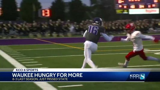 Waukee hungry for more