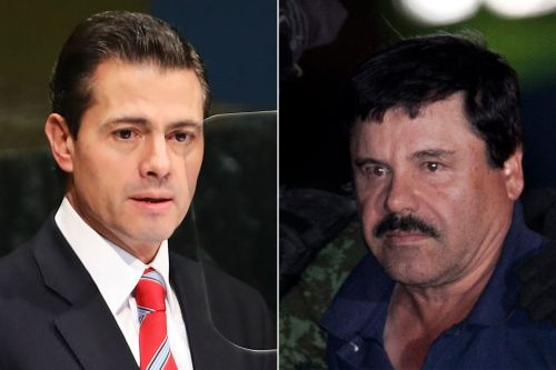 El Chapo allegedly bribed former Mexican president while in office