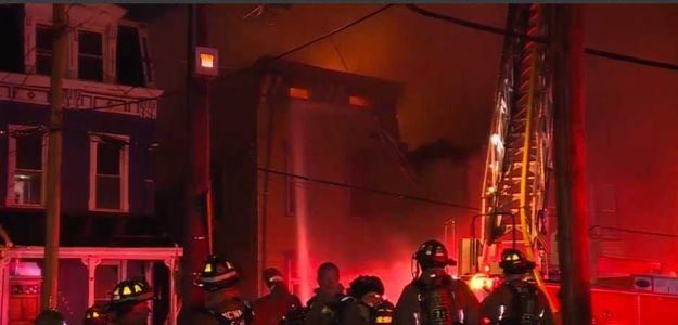 Fire investigators charge two suspects in devastating fire in Clifton
