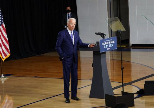 Why Joe Biden keeps missing his own VP deadlines