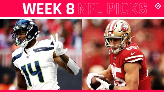 NFL picks, predictions against the spread for Week 8