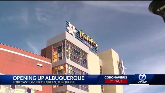 Albuquerque outdoor event venues prepare for openings