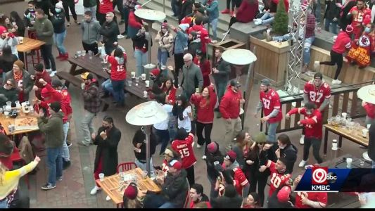 Videos of crowded event venues for Chiefs game concern KC mayor