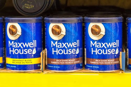 Kraft Heinz struggling to find buyer for Maxwell House