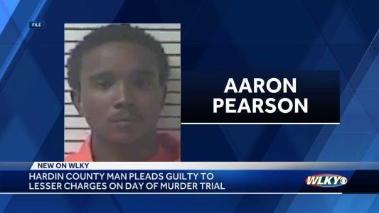 Man pleads guilty to lesser charges on day of murder trial