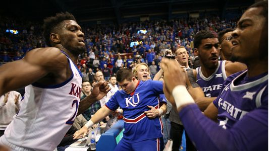 Silvio De Sousa's punishment for role in Kansas-Kansas State brawl should reflect only what occurred