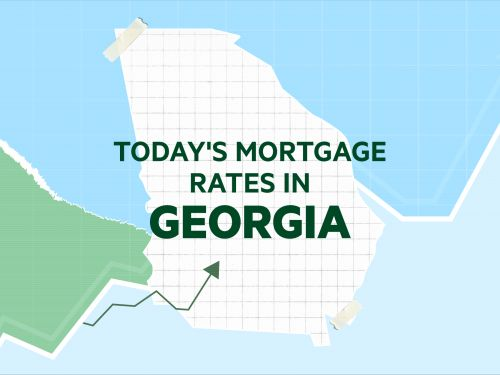 Today's mortgage and refinance rates in Georgia