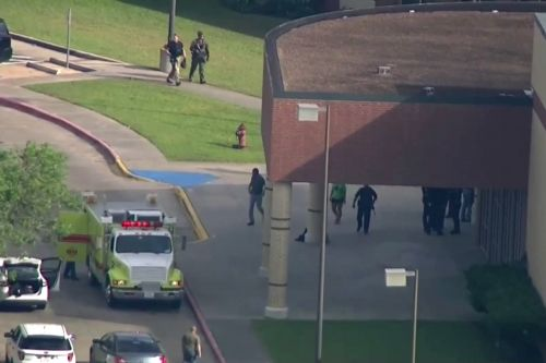 Police responding to 'active shooter' incident at Texas school