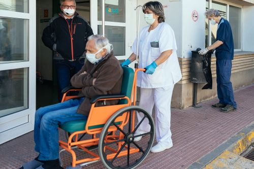 Spain's coronavirus deaths slow for second day in row