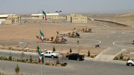 Iran confirms mystery 'incident' damaged its major nuclear site in Natanz