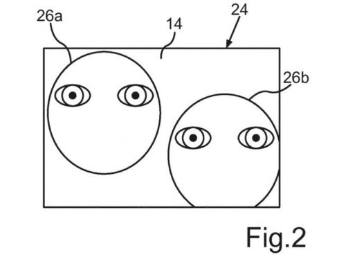 Apple's working on multi-user eye tracking