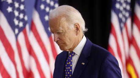 Most US voters don't think Biden will be able to finish his full four-year term if elected president - poll