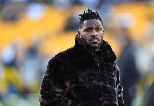 Antonio Brown suspended 8 games by NFL