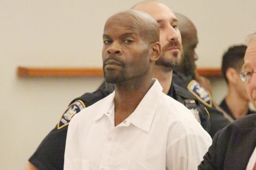 Stabbing victim's family curses out alleged killer in court