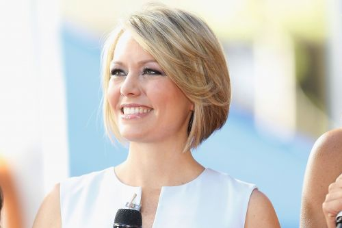Dylan Dreyer found out she was pregnant right before starting IVF