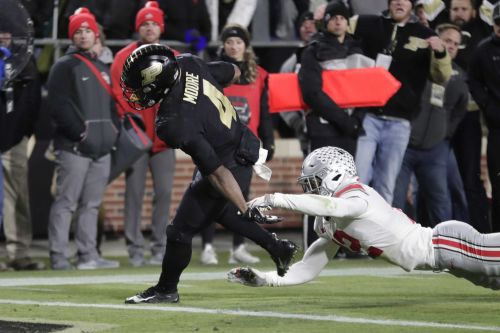Rondale Moore Opts out of Purdue's 2020 Season to Focus on NFL Draft Prep