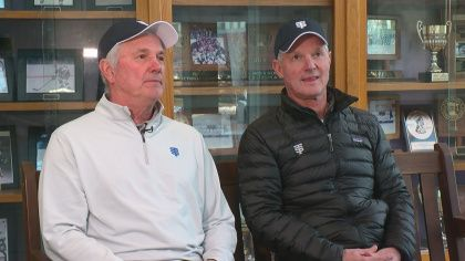Vannelli Brothers Reflect On Their STA Hockey Legacy