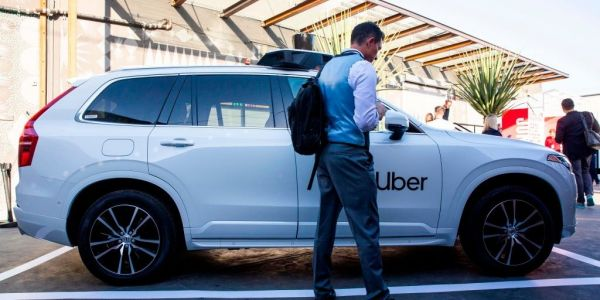 Uber is reportedly close to buying Foresight, a self-driving software startup