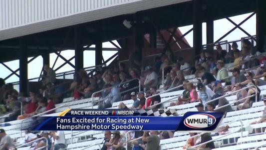 Fans excited for racing at New Hampshire Motor Speedway