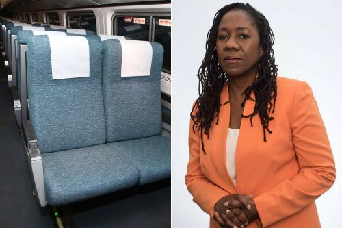 Amtrak conductor tried to force NAACP exec to give up her seat
