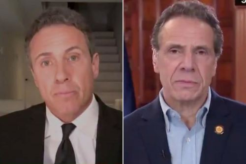 Cuomo says 'no' when grilled by brother about possible presidential run