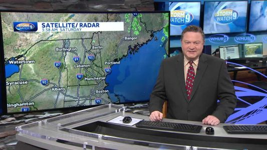 Watch: Warmer weather today