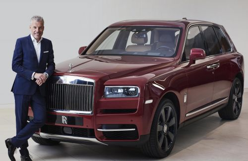 Rolls-Royce's CEO explains how his company just set a new all-time record for sales of its ultra-luxury cars