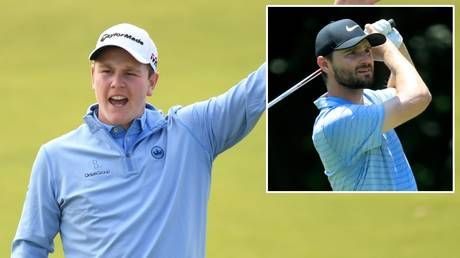 The Open 2019: Playing partners clash at Portrush after stray shot hits caddie's mother