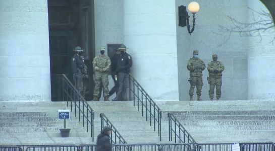 OH, KY state law enforcement talk Inauguration Day preparations