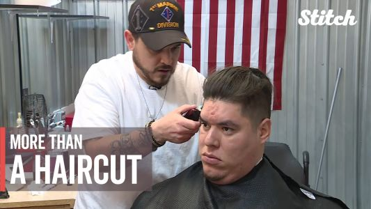 Marine turns passion into charity by helping other vets