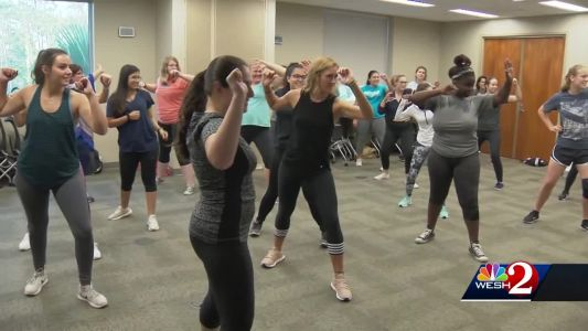 UCF police host self defense class