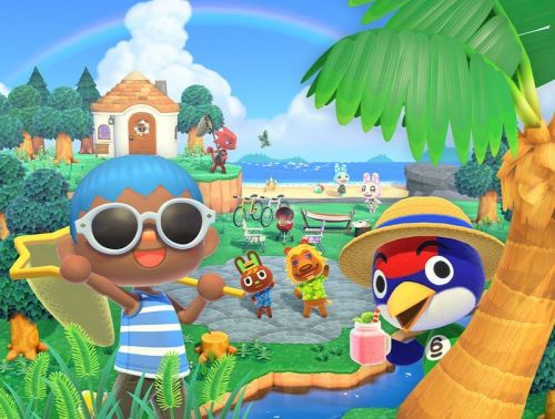 Here's how to remove unwanted villagers from your Animal Crossing island
