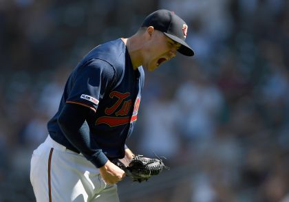 Twins Hold On For 8-7 Win After Tense 3-Run 9th By Angels